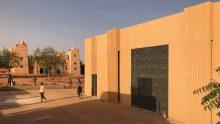 Una moschea sostenibile per Dandaji, in Niger