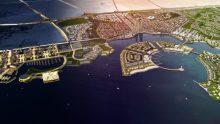 Lusail City, una nuova città sulle coste del Qatar