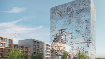 MVRDV presenta The Milestone: il nuovo progetto per Esslinger am Neckar