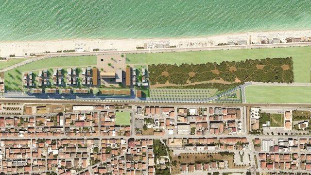 Il masterplan del progetto di recupero dell'area ex Fim