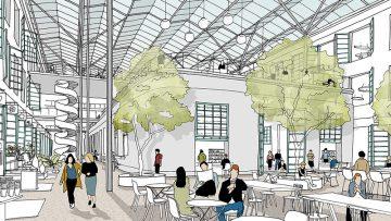 Riqualificazione urbana e archeologia industriale: nuova vita alla Manifattura Tabacchi di Firenze