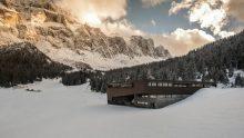 Integrazione paesaggistica sostenibile: l'esempio della cabinovia in Val Gardena