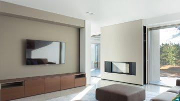 Edilizia residenziale sui colli trevigiani: le soluzioni per una villa moderna
