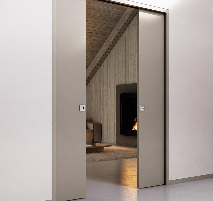 Il nuovo classico contemporaneo. ECLISSE SHODO è il controtelaio che permette di avere porte con finiture complanari con la parete