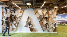 Office design: Adobe rinnova la sede centrale di San Jose