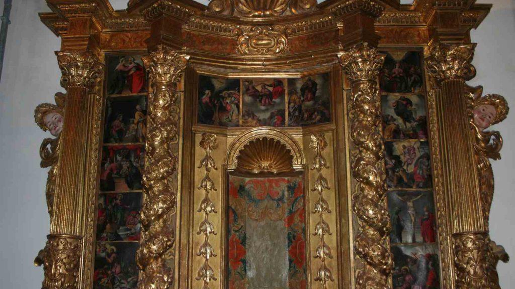 Chiesa S. Lucia (Te) dopo il restauro © De Feo Restauri Roma