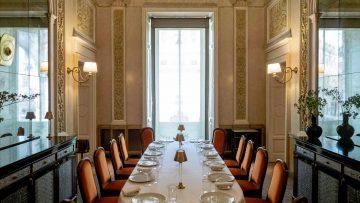Cracco sceglie le finiture Progress Profiles per il suo nuovo ristorante a Milano