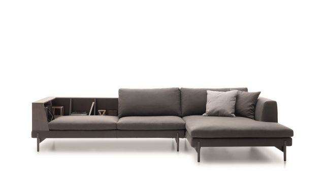 I divani contemporanei sono firmati Ditre Italia: ecco il nuovo sistema Kim