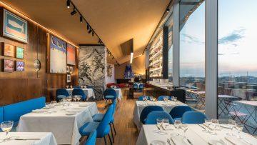 Fondazione Prada: opere d'arte e arredi di design per il nuovo ristorante Torre