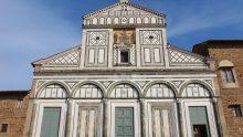 Il restauro delle porte di San Miniato per celebrare i mille anni della Basilica