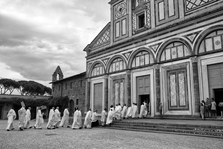 San Miniato al Monte, Firenze © Mariangela Montanari