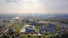 Blue District di Utrecht: da Mecanoo un nuovo format per rigenerare le città?