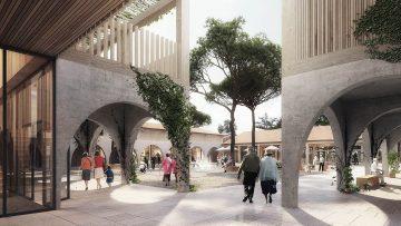Un progetto danese per il primo Alzheimer Village di Francia