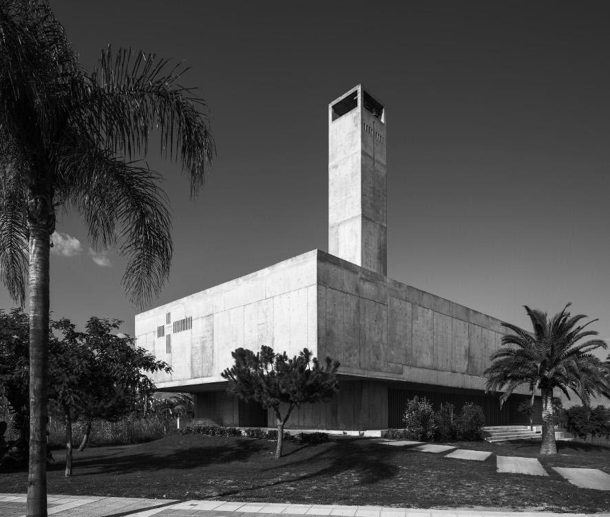 Elisa Valero, Chiesa a Playa Granada, 2015-2016
