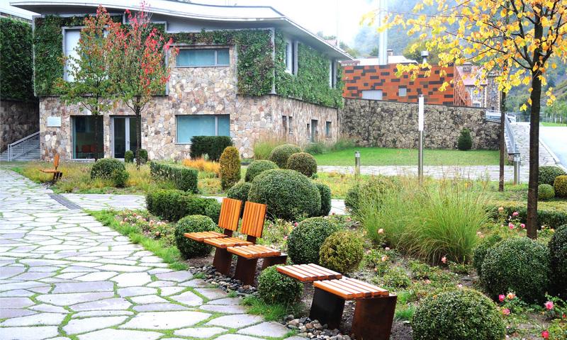 UNITED WORLD College Diljian in Armenia Tim Flynn Architects+ Udo Dagenbach ©
