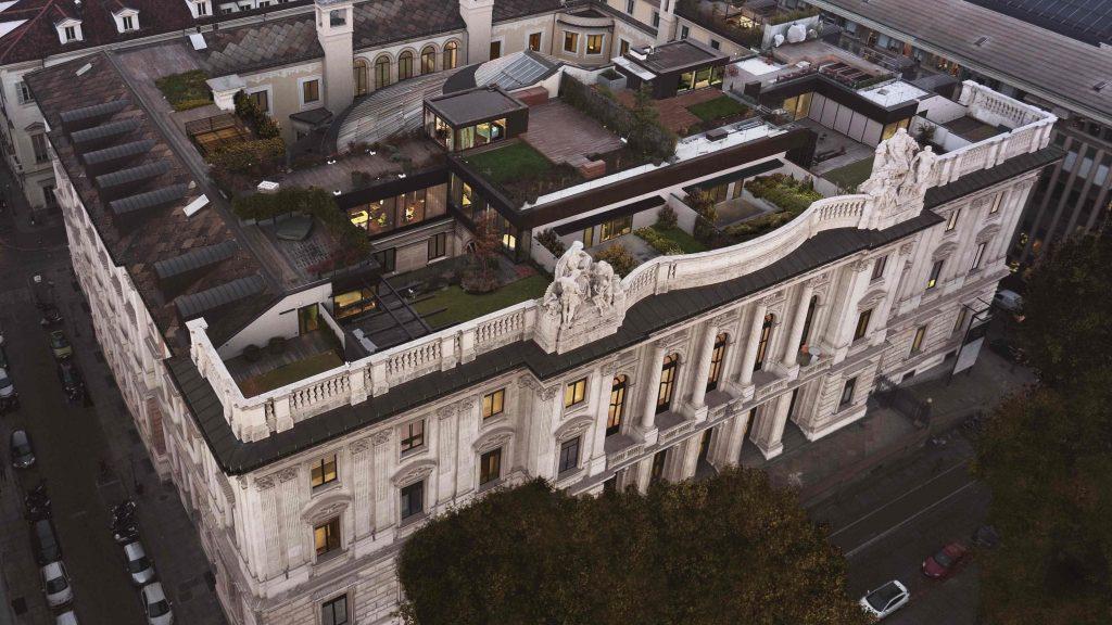 Palazzo della Luce, Torino © Peter Jaeger Architetti