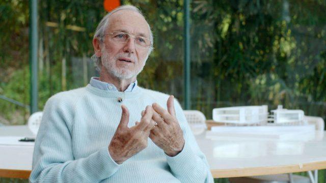 Renzo Piano: l'architetto della luce, il docufilm al cinema