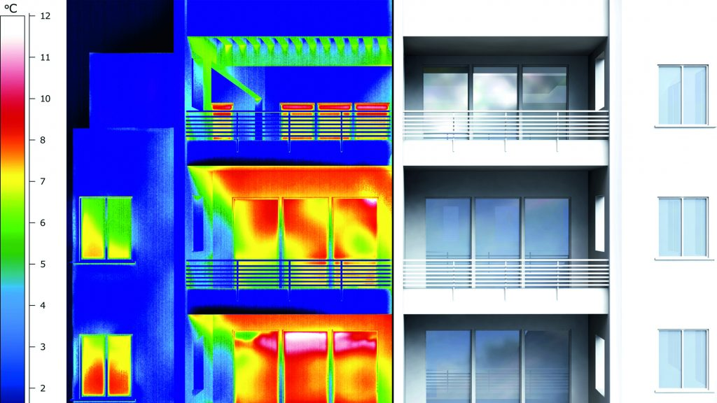 Isokorb® è l'elemento di raccordo tra le solette a sbalzo e il solaio interno dell'edificio e garantisce il perfetto taglio termico, proteggendo quindi la struttura dell'edificio e riducendo la perdita di energia in punti nevralgici come i balconi. (© Schöck Italia srl)