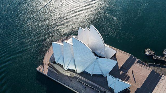 BIM, BMCS e nuovi alberi: la Sydney Opera House è diventata carbon neutral