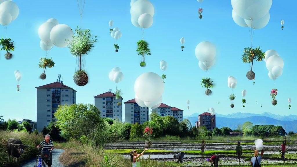 Architettura del futuro e sviluppo sostenibille per la città di Torino (credits R3 Architetti)