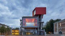 Renzo Piano per Projet Citadelle: ecco il nuovo campus dell'UPJV ad Amiens