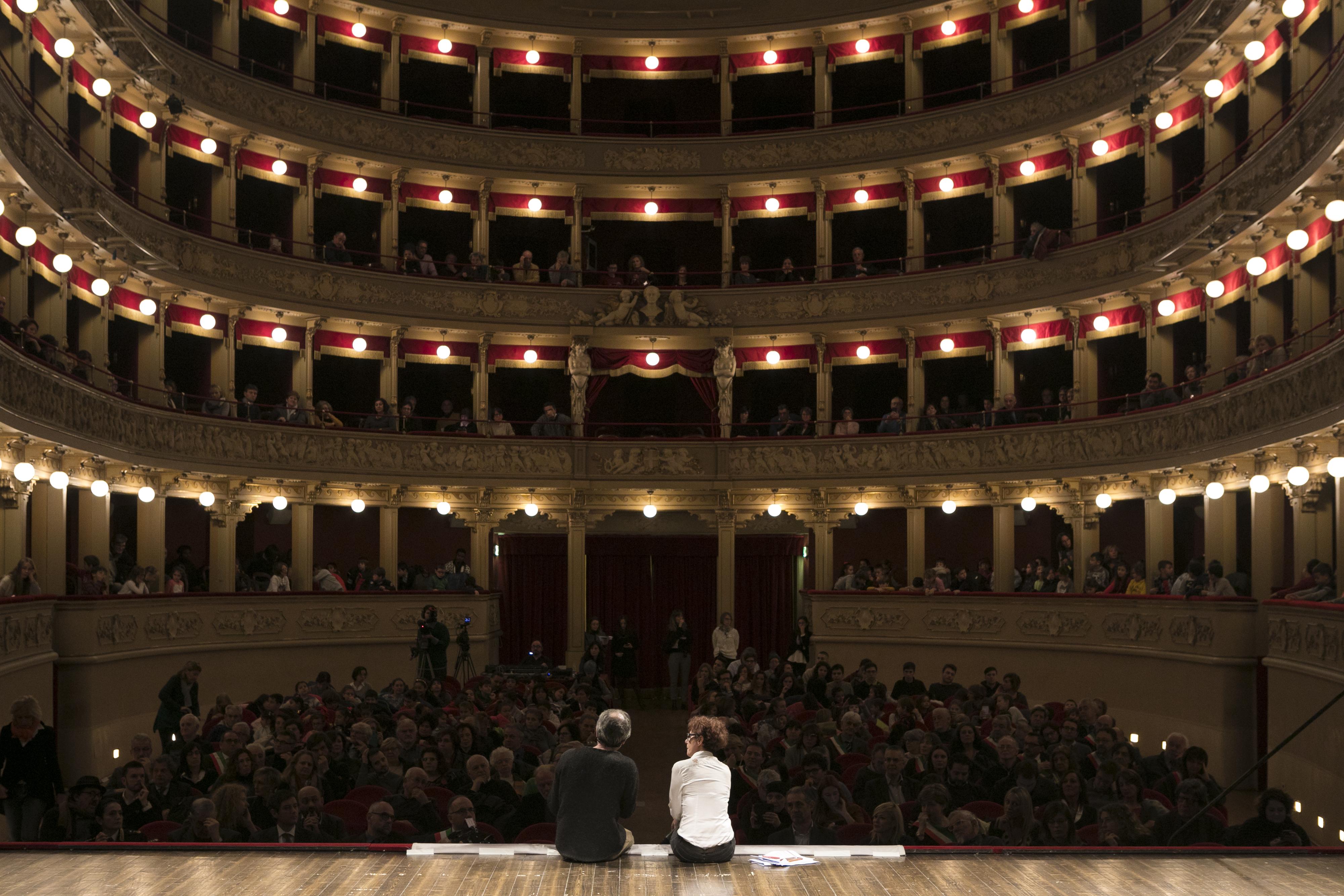 Rocco Papaleo - Teatro Alfieri, Asti - courtesy Regione Piemonte