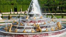 Architetture d'acqua: il ripristino delle fontane di Versailles, Guastalla e Amburgo