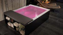 Arredobagno, Gruppo Geromin amplia il proprio concept di Total Living Bathroom
