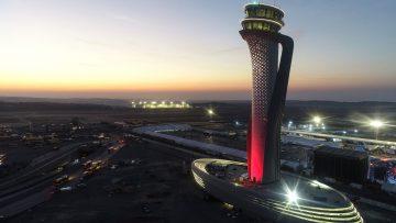 Pininfarina e Aecom firmano la torre di controllo del nuovo aeroporto di Istanbul