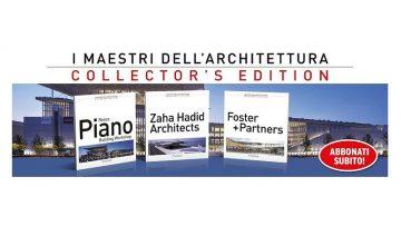 Renzo Piano, Zaha Hadid, Norman Foster: Hachette presenta i maestri dell'architettura