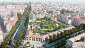 Federal Building Torino, vince Iotti + Pavarani