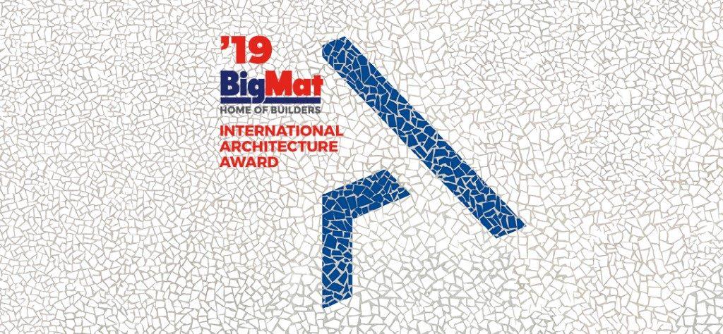 Immagine_BIGMAT_PremioArchitettura BMIAA 19