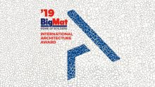 Bigmat International Architecture Award 2019: iscrizioni aperte fino al 26 aprile