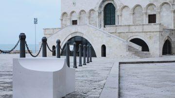 Urban stone contest, l'arredo urbano valorizza la pietra di Trani